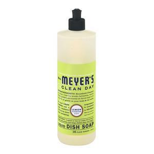 Mrs Meyers Dish Soap - Lemon Verbena