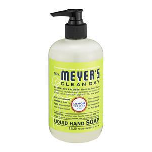 Mrs Meyers Hand Soap - Lemon