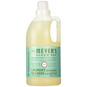 Mrs Meyers Laundry Detergent - Basil