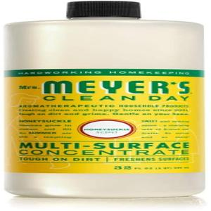Mrs Meyers Multisurface Concentrate Honeysuckle