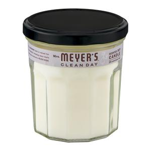 Mrs Meyers Scented Soy Candle - Lavender