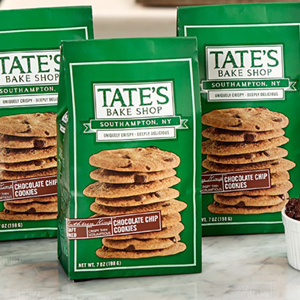Tates Cookies - Chocolate Chip