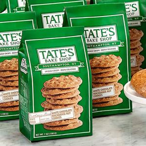 Tates Cookies - Macadamia Nut