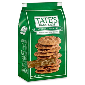 Tates Cookies - Walnut Choc Chip