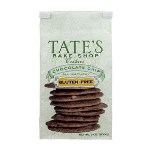 Tates Cookies - Gluten Free Choc Chip