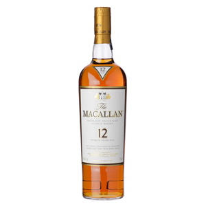 Macallan Single Malt Scotch 12 Years