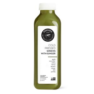 Pressed Juicery - Greens with Ginger