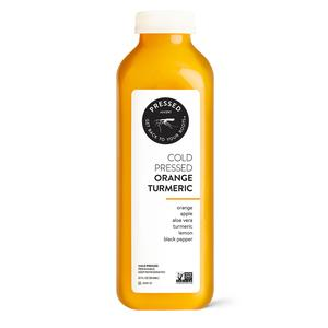 Pressed Juicery - Orange Turmeric