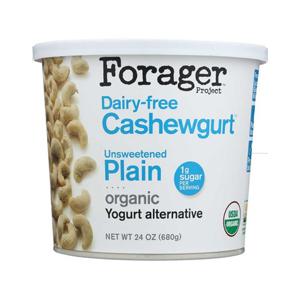 Forager Organic Cashew Yogurt - Plain