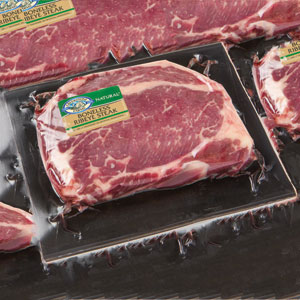Creekstone Angus Beef - Natural Ribeye Steak