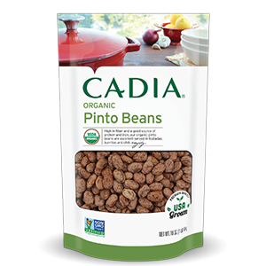 Cadia Organic Dry Beans - Pinto