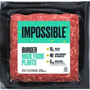 Impossible Burger - Ground