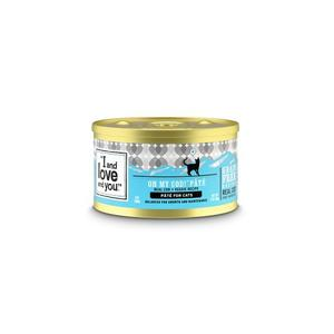 I And Love And You Cat Food Canned - Cod Pate