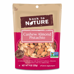 Back to Nature Nuts - Almond Cashew Pistachio