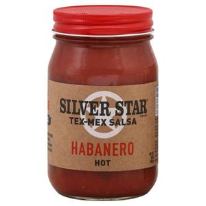 Silver Star Habanero Salsa - Hot