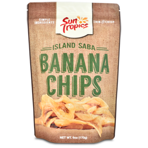 Sun Tropics Dried Banana Chips