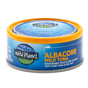 Wild Planet - Wild Albacore Canned Tuna