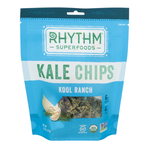 Rhythm Kale Chips - Kool Ranch