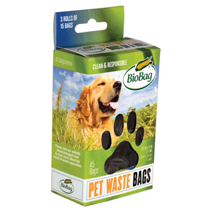 Biobag - Pet Waste Bags on a Roll