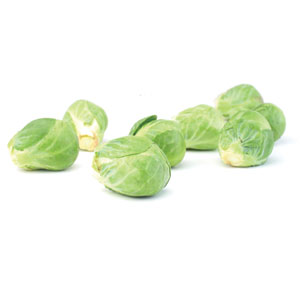 Organic Fresh Brussels Sprouts