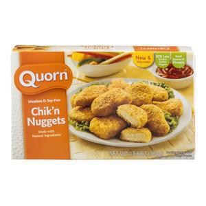 Quorn Meatless Chikn Nuggets