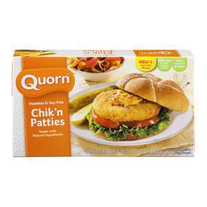 Quorn Meatless Chikn Patties