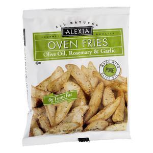 Alexia Oven Fries Olive Oil, Rosemary and Garlic