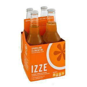 IZZE Sparkling Clementine