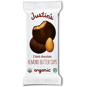 Justins Almond Butter Cups - Dark Chocolate