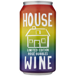 House Wine - Rose Bubbles
