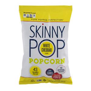 Skinny Pop Popcorn - Ultra Lite White Cheddar