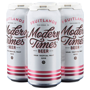 Modern Times Beer - Fruitlands Gose