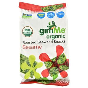 Gimme Organic Seaweed Snack - Sesame