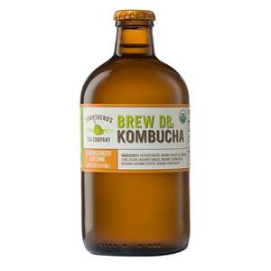 Brew Dr. Kombucha - Lemon Ginger
