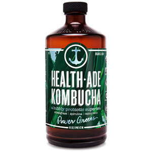 Health Ade Kombucha - Power Greens