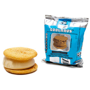 Coolhaus Ice Cream Sandwich - Caramel