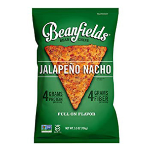 Beanfields Chips - Jalapeno Nacho