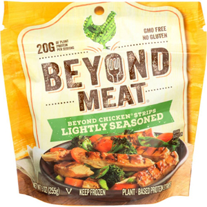 Beyond Meat Chicken Free Strips - Light Salt