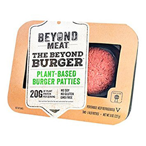 Beyond Meat - The Beyond Burger