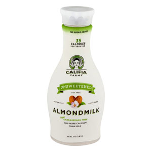 Califia Farms Almond Milk - Unsweetened