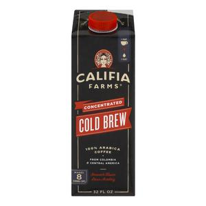 Califia Farms Cold Brew Concentrate