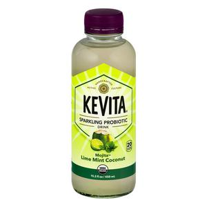 Kevita Probiotic Drink - Mojito Lime Mint Coconut