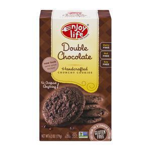 Enjoy Life GF Cookie - Double Chocolate
