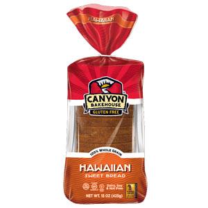 Canyon Bakehouse GF Bread - Hawaiian Sweet