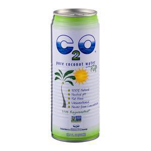 C2O Coconut Water with Pulp