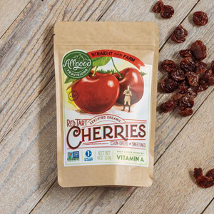 Allgood Provisions - Organic Dried Red Cherries