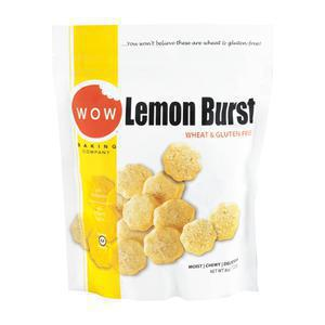 WOW Gluten-free Cookies - Lemon Burst