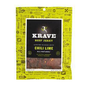 Krave Beef Jerky - Chili Lime