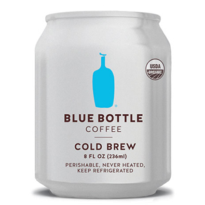 Blue Bottle Cold Brew Organic Coffee