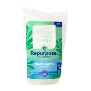 Repurpose Cold Cups - Compostable